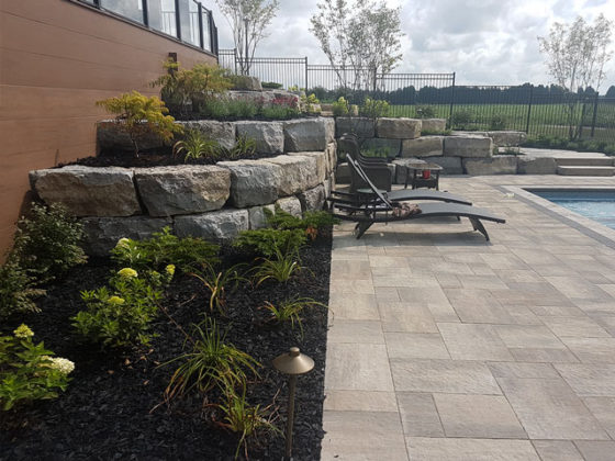 Recycled Rubber Mulch for Landscaping