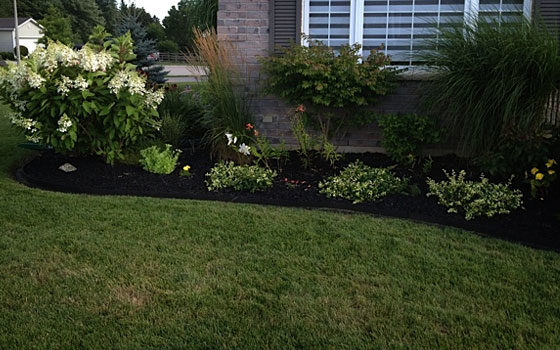 Rubber Landscaping Mulch
